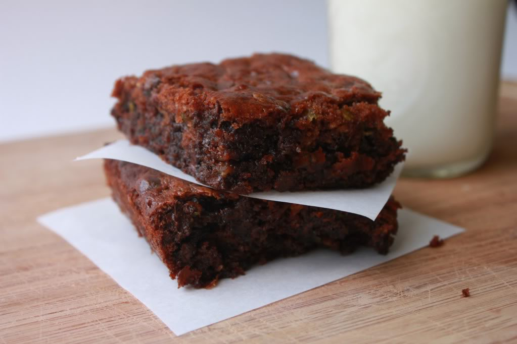 Photo credit: http://www.delightedmomma.com/2012/05/flourless-zucchini-brownies.html